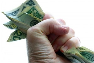 Hand+Grasping+Money